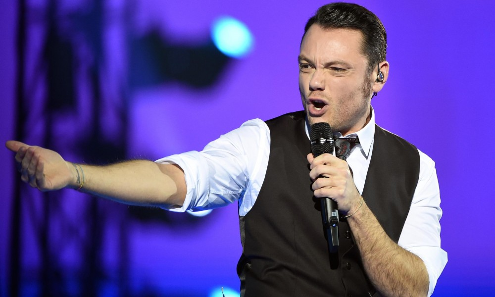 Tiziano Ferro in vetta alla Hit Parade